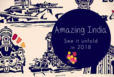 Amazing India Calendar 2018