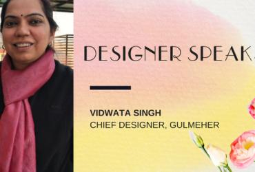 Vidwata Singh, Chief Designer at Gulmeher