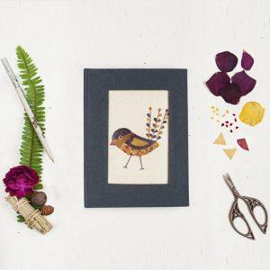 Spectacular Sparrow Diary