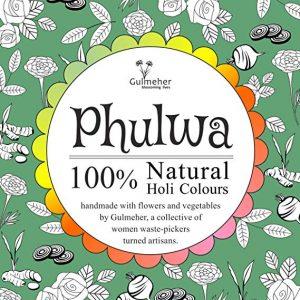 100% Natural Holi Colour