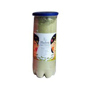 holi natural colors green gulal